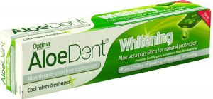 7. Optima Aloedent Blanchiment Dentifrice lot de 3x100ml