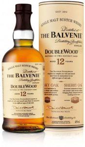 6.The Balvenie DoubleWood 12 ans 40% 70 cl
