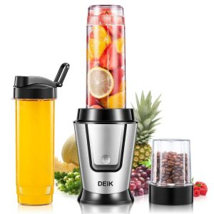 8. DEIK Mini Blender Multifonctionnel