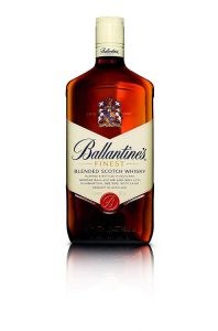 10. Ballantines Blended Scotch Whisky 1 ans 40% 70cl
