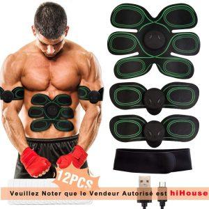 5. Honiture Electrostimulateur Musculaire