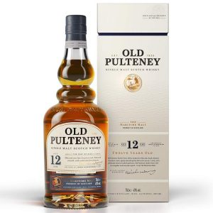 8. Old Pulteney 12 Ans 40% 70 cl